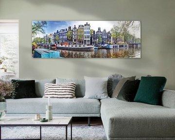 Prinsengracht 322 Amsterdam van Hendrik-Jan Kornelis