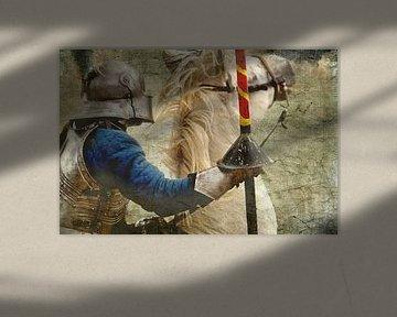 Ridder te paard von Wybrich Warns