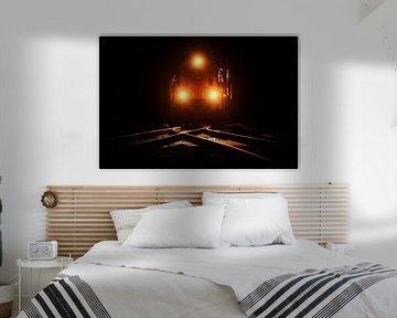 Midnight train sur Wybrich Warns