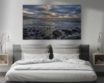 Het prachtige strand van Den Helder