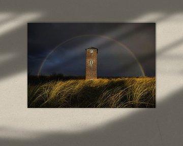 Dans Rainbows (phare de Zoutelande)