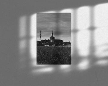 Skyline Herkenbosch. van Niels Jaeqx