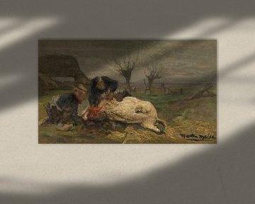 Die Schweineschlacher (Winterleben), Marten Melsen