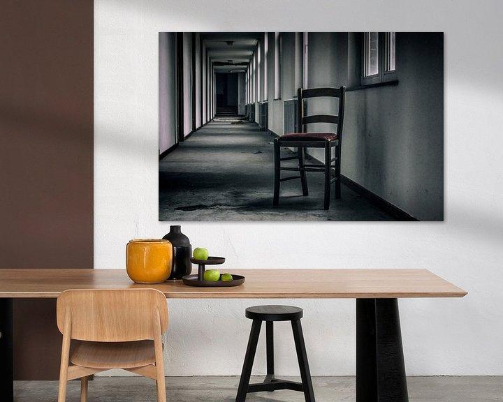 Beispiel: Lonesome chair von Mandy Winters