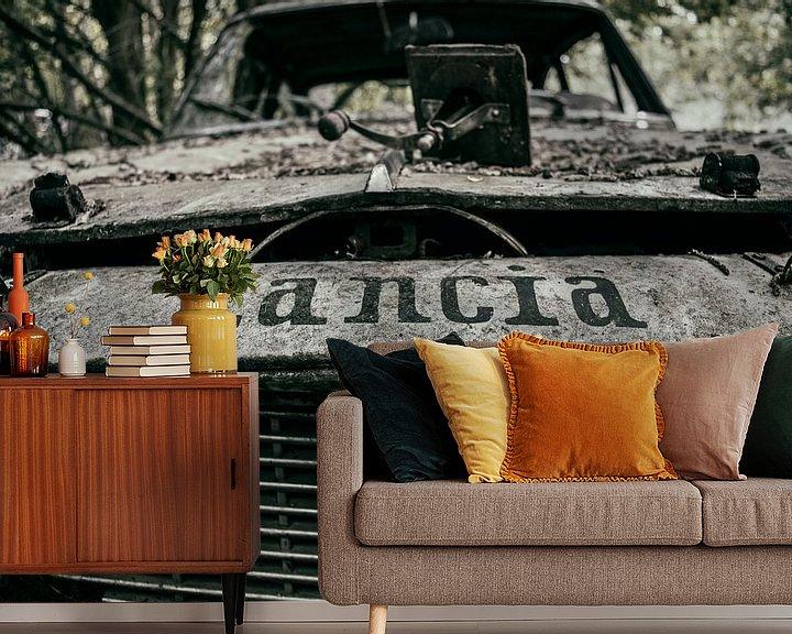 Beispiel fototapete: Obvious Lancia von Mandy Winters
