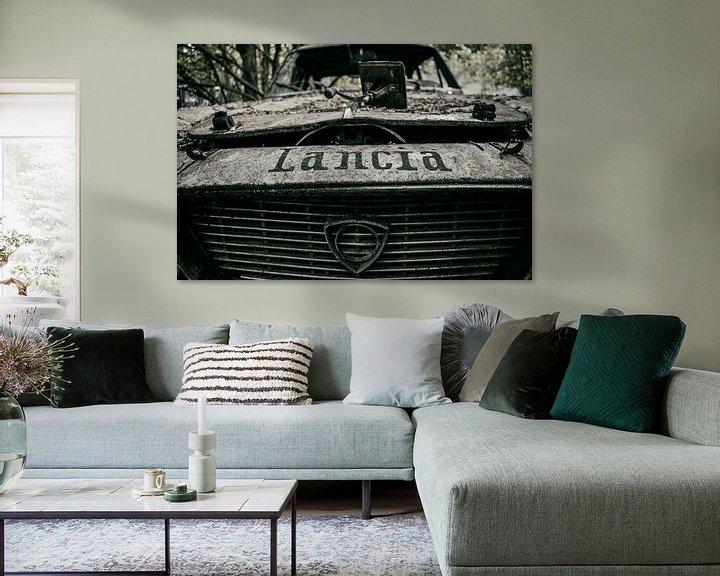 Beispiel: Obvious Lancia von Mandy Winters