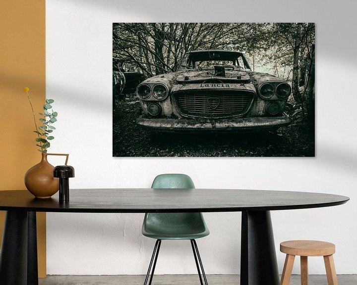 Beispiel: Abandoned Lancia von Mandy Winters