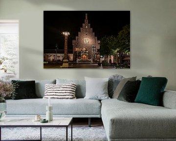 Gemeentehuis Waalwijk von Anouk IJpelaar