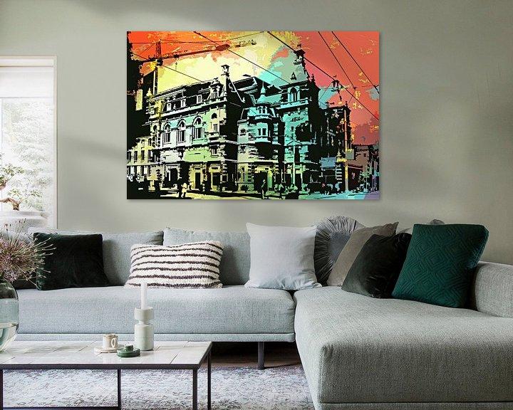 Beispiel: Stadsschouwburg Amsterdam von PictureWork - Digital artist