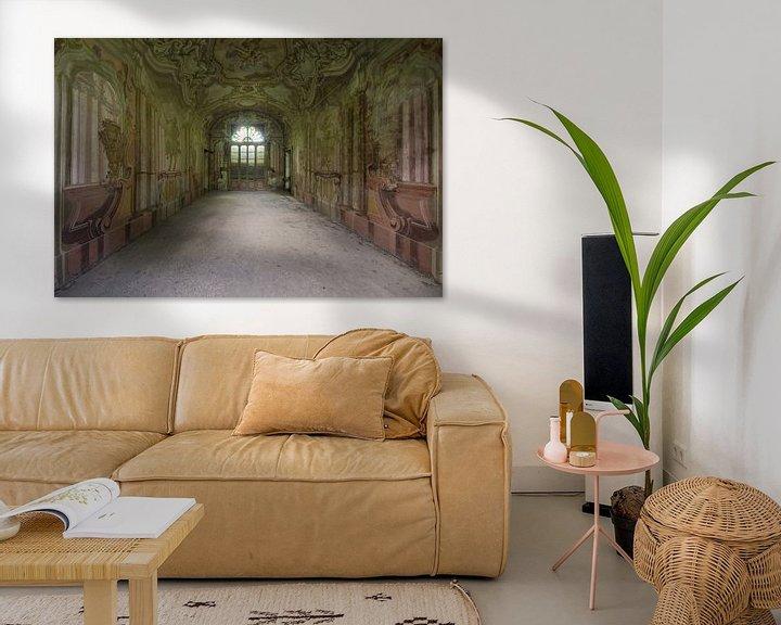 Beispiel: Italienisches Fresko von Kristof Ven