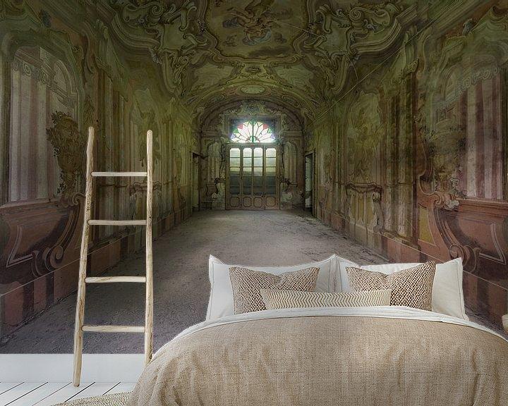 Beispiel fototapete: Italienisches Fresko von Kristof Ven