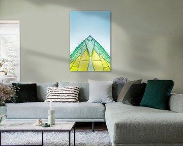 Architectuur in kleur