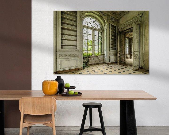 Beispiel: Chateau des Singes urbex von Patrick Löbler