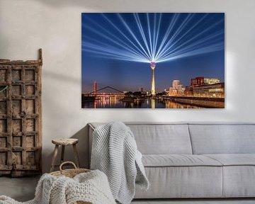 Rheinkomet® in Düsseldorf von Michael Valjak