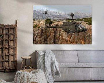 Kroatische Luchtmacht OH-58 Kiowa Warrior van Dirk Jan de Ridder