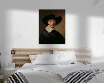 Porträt eines Mannes, Govert Flinck