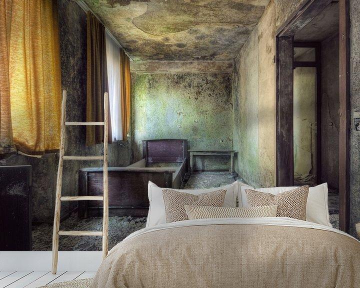 Beispiel fototapete: Urbex - Hotel von Angelique Brunas