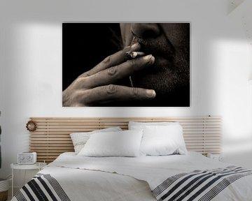 The Smoker von Claudia Moeckel