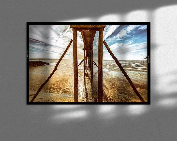 Sfeerimpressie: Straight into the Sea van Joep Oomen
