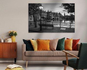 Het Binnenhof van Photo Wall Decoration