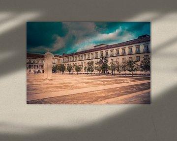 Portugal Universiteit van Coimbra 2 von Elles Vennix