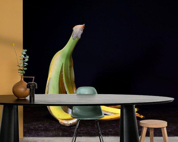 Beispiel fototapete: Ich sitze von Mirjam van Vooren