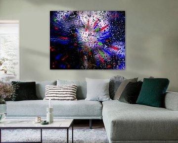 Concept abstract : Color sparqit van Michael Nägele
