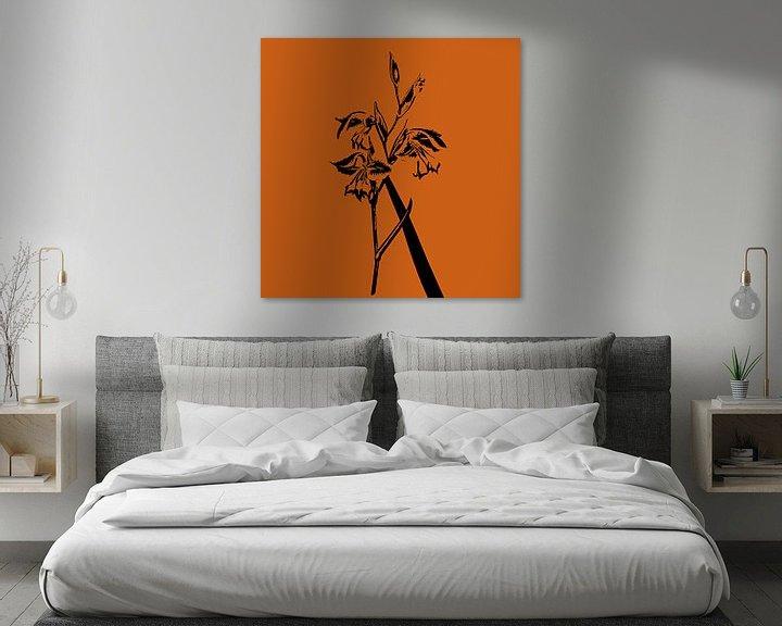 Beispiel: Flower two von PictureWork - Digital artist