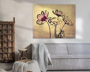 Flower four van PictureWork - Digital artist