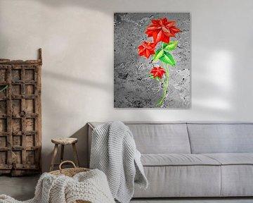 Flower seven von PictureWork - Digital artist