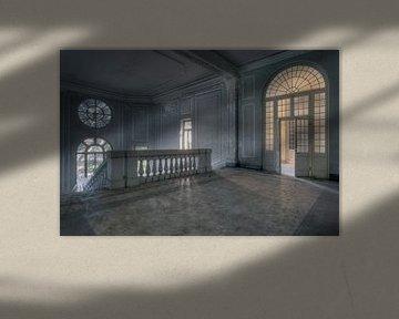 Verlassenes Treppenhaus von Kristof Ven