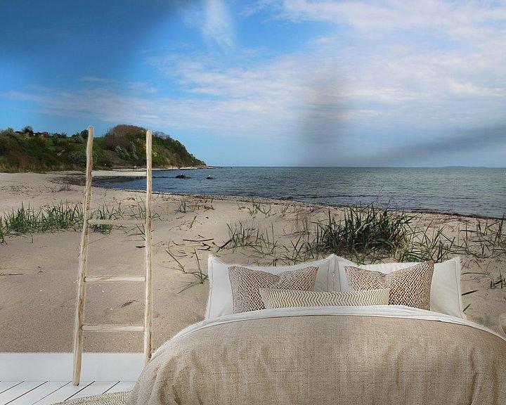 Beispiel fototapete: Rügen von Ostsee Bilder