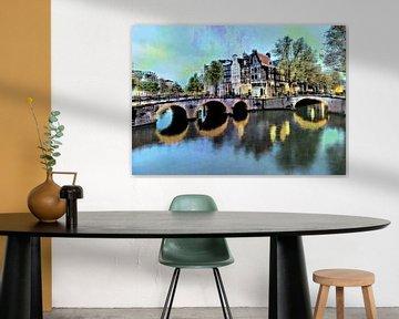 Amsterdam von PictureWork - Digital artist