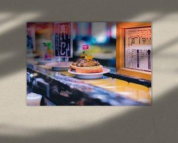 Sushi sur Pascal Deckarm