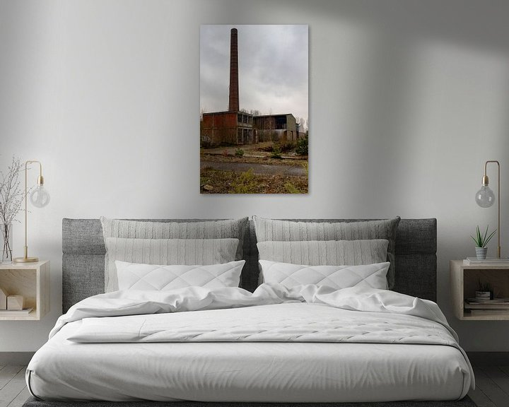 Beispiel: Standort der städtischen Kartoffelfabrik. von Anjo ten Kate