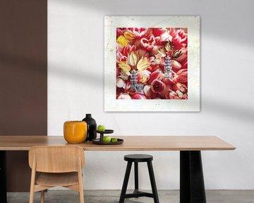 Tulpenwahn von Hella Kuipers