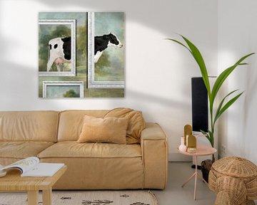 The Art of Cow van Marja van den Hurk