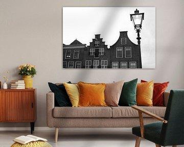 Hollandse Huizen von Dylan Nieuwland