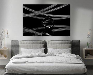 Black an white sur zwergl 0611