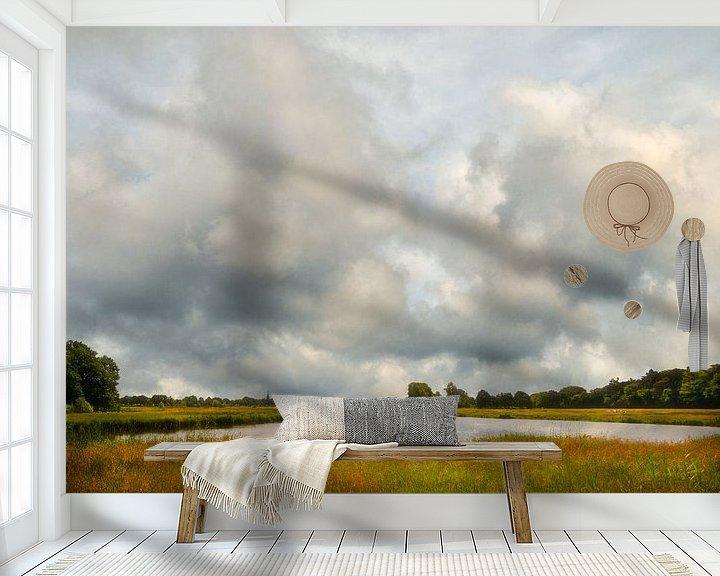 Sfeerimpressie behang: Markdal - Breda van Hannie Kassenaar