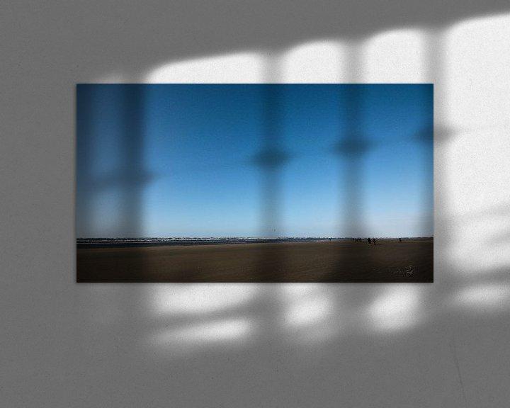 Sfeerimpressie: Op het strand 1 van Erik Reijnders