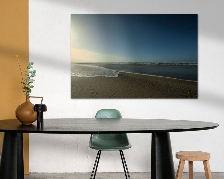 Sfeerimpressie: Op het strand 3 van Erik Reijnders
