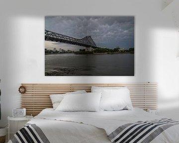 Brisbane, Australie von Willem Vernes