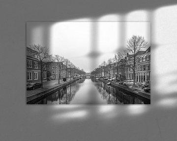 Herengracht, Leiden von Patrick Herzberg