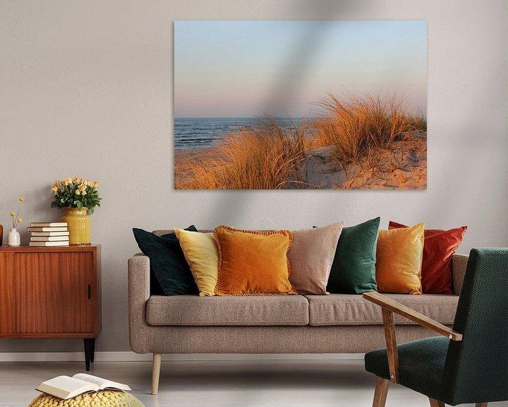 Beispiel: Abendsonne von Ostsee Bilder
