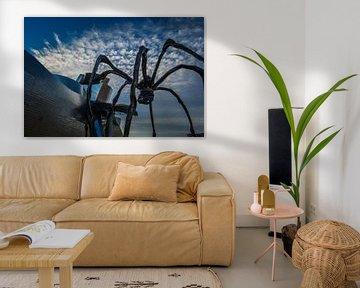 Die Spinne von Bilbao von Sanne Lillian van Gastel