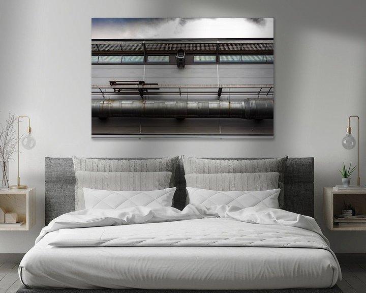 Sfeerimpressie: Industriële architectuur van Okko Huising - okkofoto