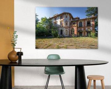 Verlassene italienische Villa von Kristof Ven