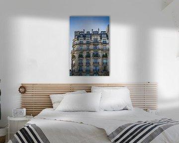 Paris, stilvolle Wohnung von Patrick Verhoef