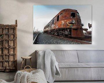 Orient Express von Matthis Rumhipstern